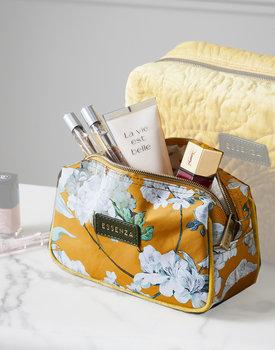 Essenza make-up tasje Megan rosalee mustard