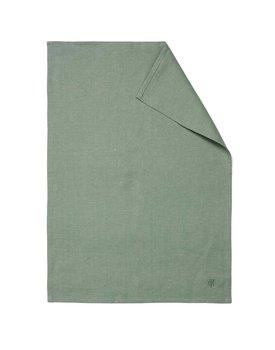 Marc O' Polo theedoek Akalla 50x70 green