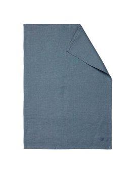 Marc O' Polo theedoek Akalla 50x70 smoke-blue