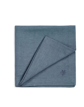 Marc O' Polo servet Akalla 45x45 smoke-blue
