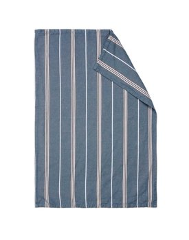Marc O' Polo theedoek Jona 50x70 smoke-blue