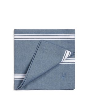 Marc O' Polo servet Lovon 45x45 smoke-blue