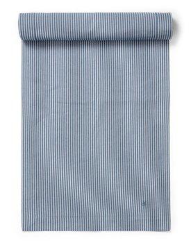 Marc O' Polo tafelloper Tentstra smoke-blue