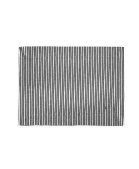 Marc O' Polo placemat Tentstra 33x45 stone