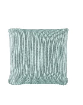 Marc O' Polo sierkussentje Nordic knit 50x50 soft-green