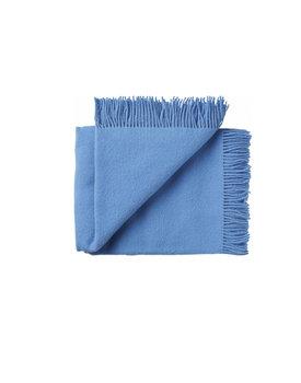 Silkeborg wollen deken Athen 130x200 parisian-blue-3308