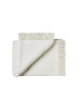 Silkeborg wollen deken Athen 130x200 white-0100