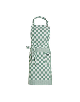 DDDDD keukenschort Barbeque 90x85 groen