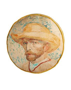 Beddinghouse x Van Gogh sierkussentje Self Portrait 40x40