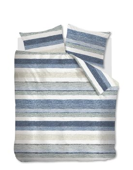 Ariadne at Home dekbedovertrek Colour Blush blauw