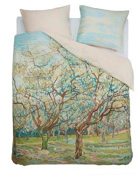 Beddinghouse x Van Gogh dekbedovertrek Orchard naturel