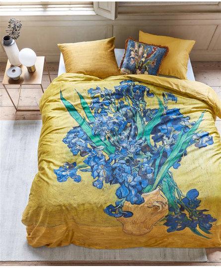 Beddinghouse x Van Gogh dekbedovertrek Irises