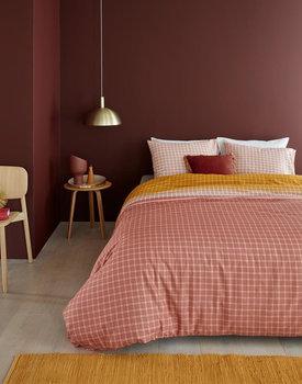 Beddinghouse dekbedovertrek Mirte roze
