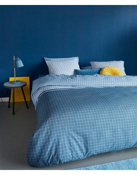 Beddinghouse dekbedovertrek Mirte blauw