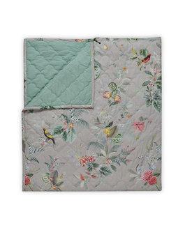 Pip Studio quilt Floris khaki