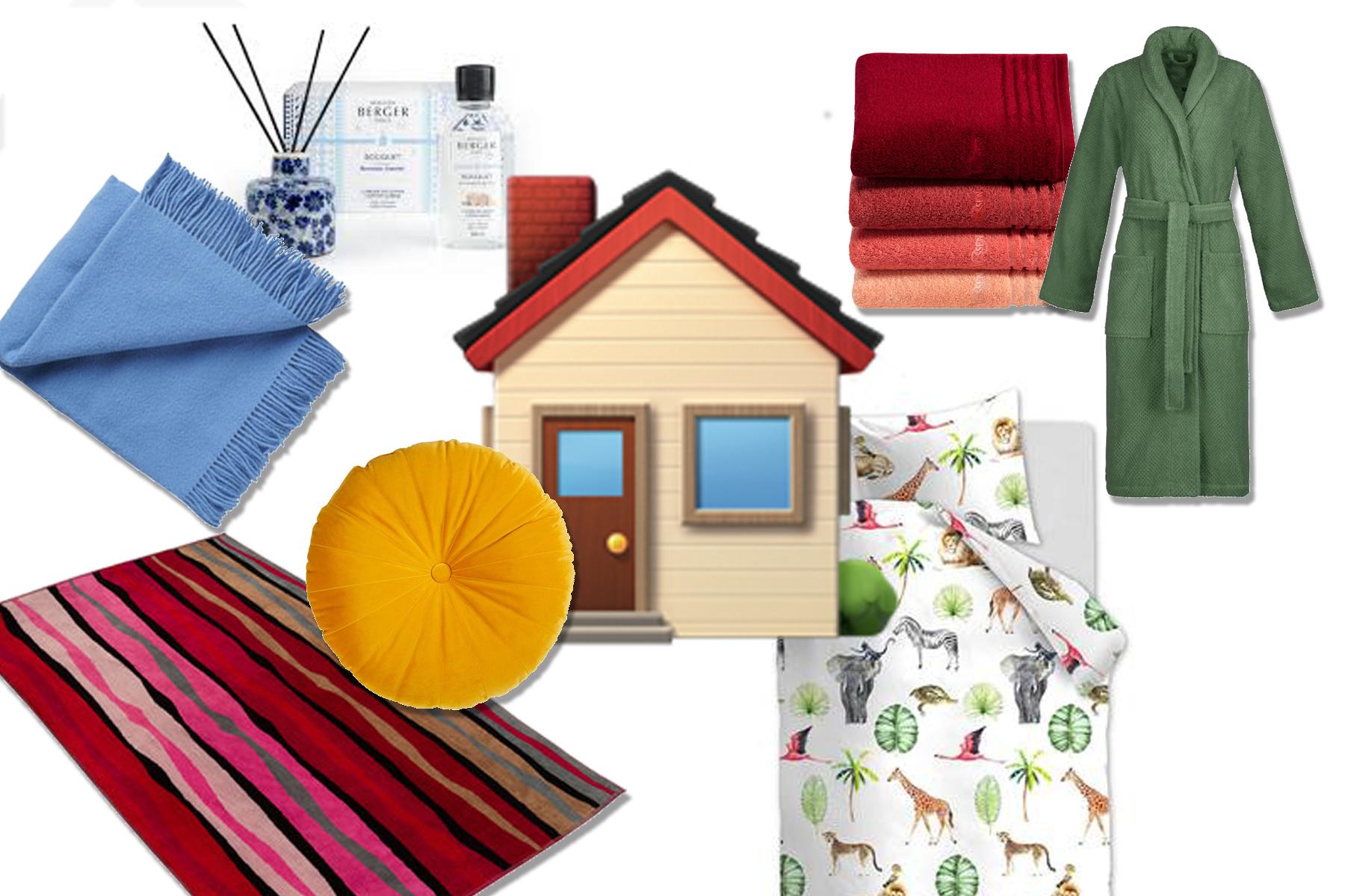 Thuisblijvertjes | alle producten die thuis zijn leuker maken