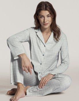 Calida dames pyjama 40731 eucalyptus 556