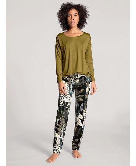 Calida dames pyjamabroek lang 29594 black