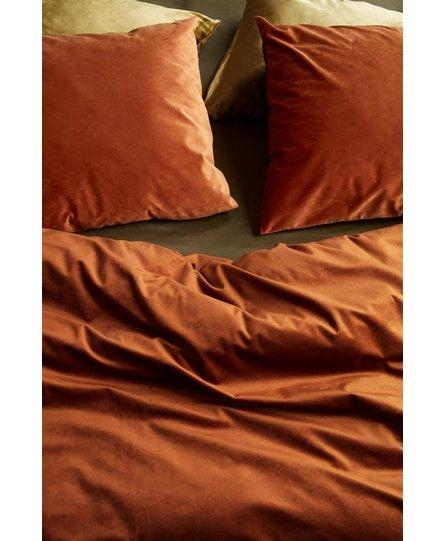 At Home by BeddingHouse Tender Dekbedovertrek - Terra