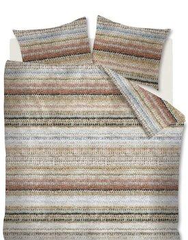 Ariadne at Home Soft Stripes Dekbedovertrek - Naturel