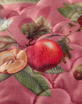 Pip Studio Fall in Leaf Velvet Quilt - Roze
