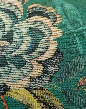Pip Studio Poppy Stitch Sierkussen Rechthoek - Groen