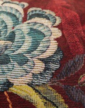 Pip Studio Poppy Stitch Sierkussen Rechthoek - Rood
