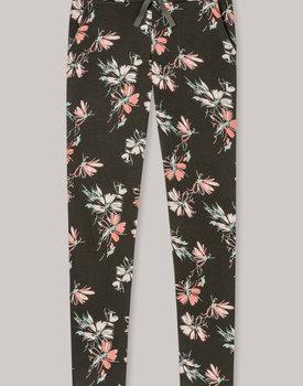 Schiesser pyjama broek dames 171656 olijf bloem