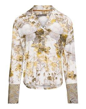 Essenza Ava Maily Boheme Pyjama top long sleeve – Olive