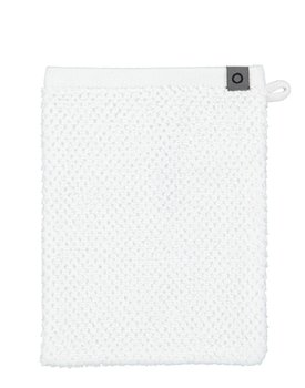 Essenza Connect Organic Uni Washandje White 16x22