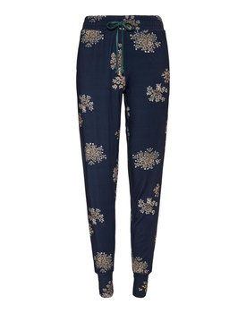 Essenza Jules Lauren Trousers Long – Indigo blue