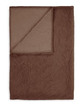 Essenza Roeby Quilt-Chocolate