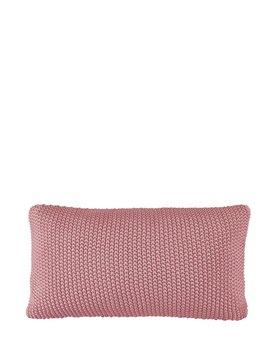 Marc'O Polo Nordic knit Cushion – Ash rose