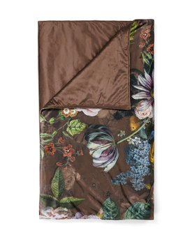 Essenza Giselle Quilt-Chocolate