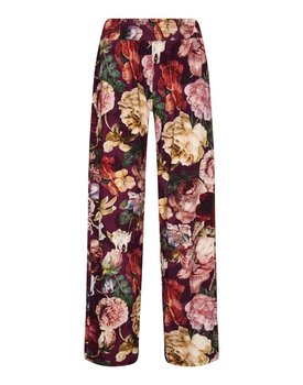 Essenza Naomi Claire Trousers Long – Cherry