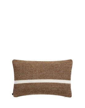 Marc'O Polo Rivar Cushion – Warm Pecan
