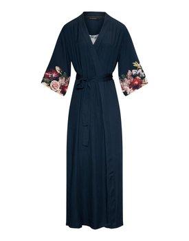 Essenza Jula Anneclaire Kimono – Indigo blue