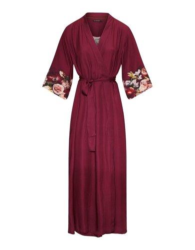 Essenza Essenza Jula Anneclaire Kimono - Cherry