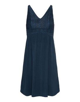 Essenza Sarah Uni Nightdress sleeveless – Indigo blue
