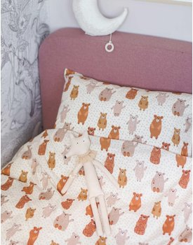 Covers & Co Beary Much Kussensloop