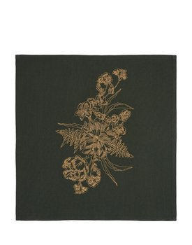Essenza Masterpiece Napkin – Dark green