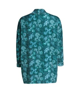 Essenza Janz Paisa Vest Emerald