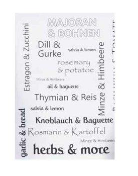 Stuco Trends Textiles Herbs & More Theedoek