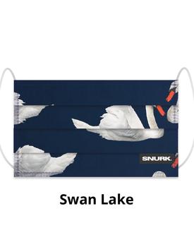 Snurk Mondkapje Swan Lake