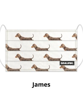 Snurk Mondkapje James