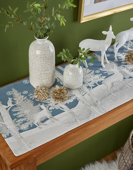 Sander placemat Night out blauw