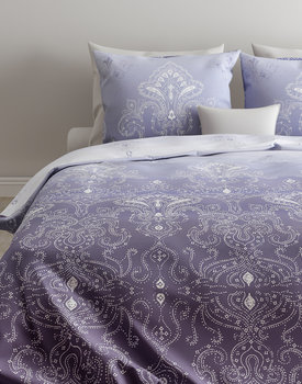 Zo!Home Morel Dekbedovertrek Purple