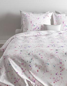 Zo!Home Jamie Dekbedovertrek Pink