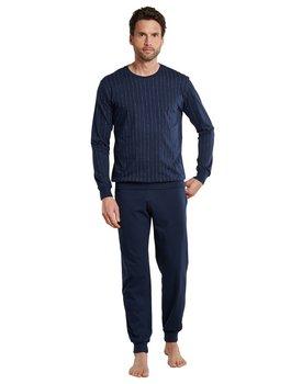 Schiesser Pyjama 171961 heren donkerblauw - 803