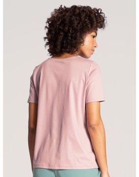 Calida dames pyjamatop kort 14051 lace parfum